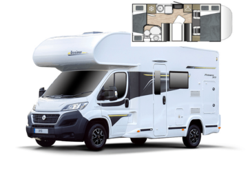 Touring in our Minnie motorhome is family friendly