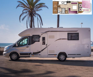 Touring in our Tessie motorhome for family adventures