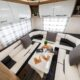Alfie Automatic – Large lounge area perfect for socialising